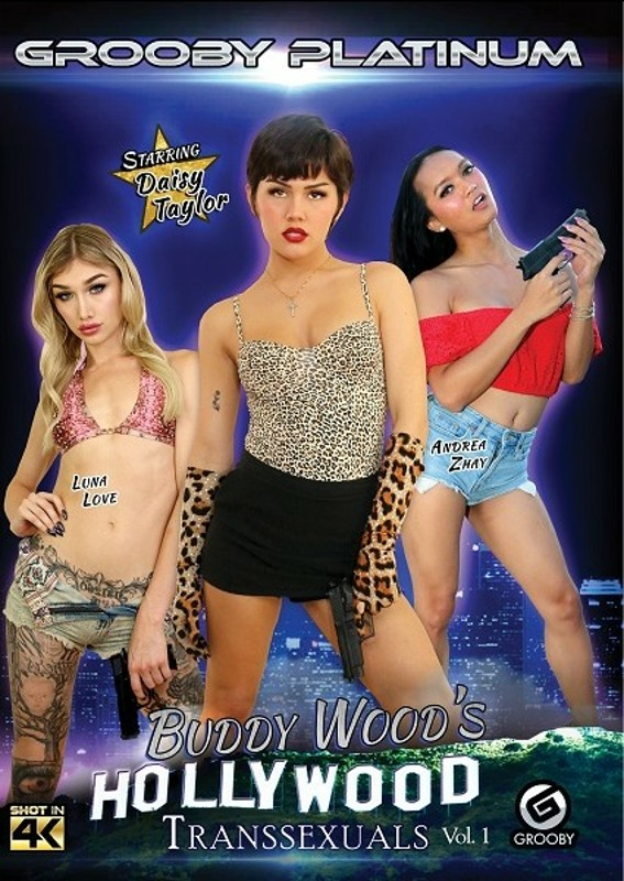 Buddy Wood's Hollywood Transsexuals Vol. 1  Image