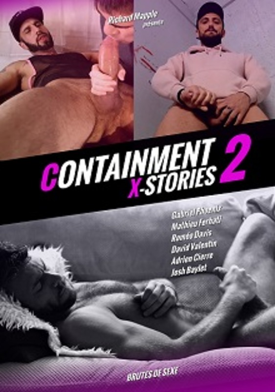 Containment X-Stories 2  Image
