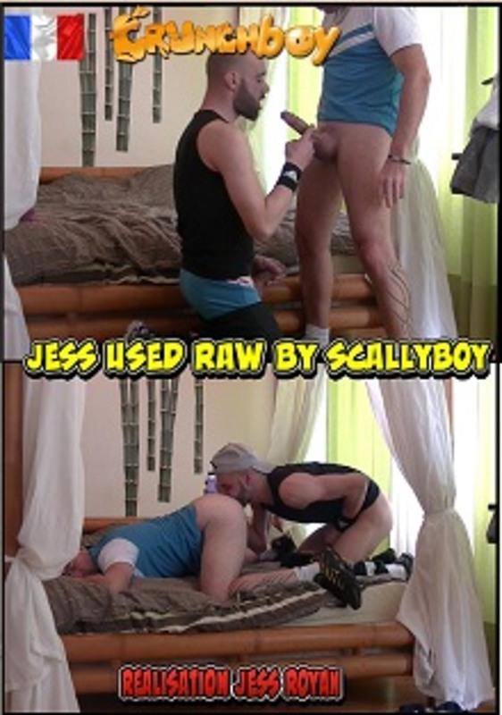 Jess Used Raw By Scallyboy  Image