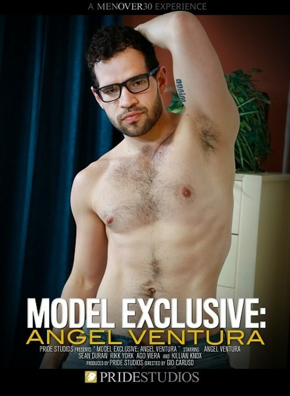 Model Exclusive: Angel Ventura  Image