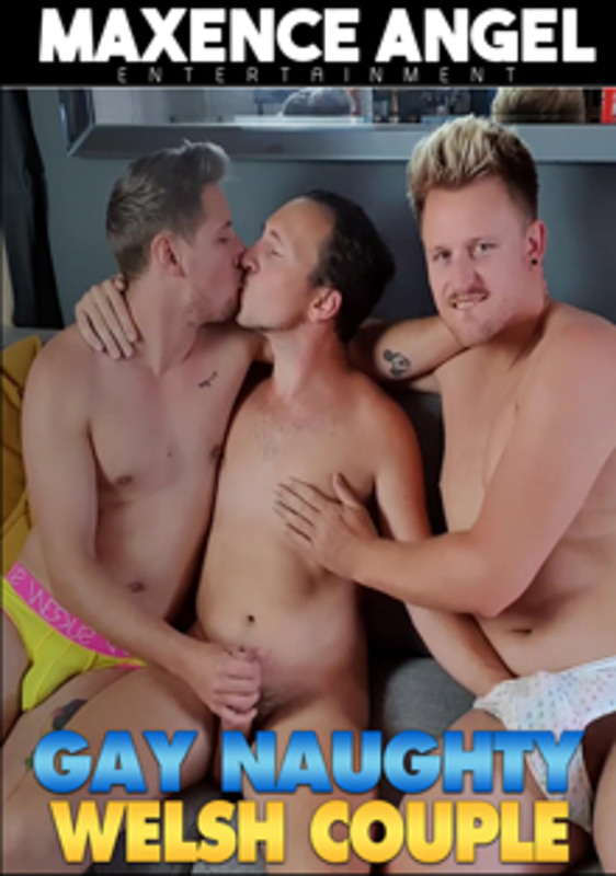 Gay Naughty Welsh Couple  Image