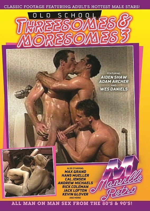 Old School Threesomes & Moresomes 3  Image