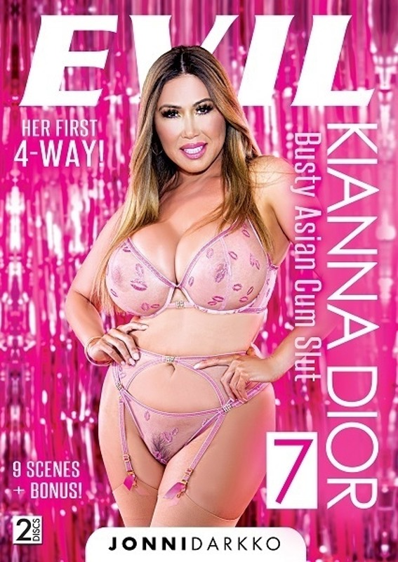Kianna Dior: Busty Asian Cum Slut 7  Image