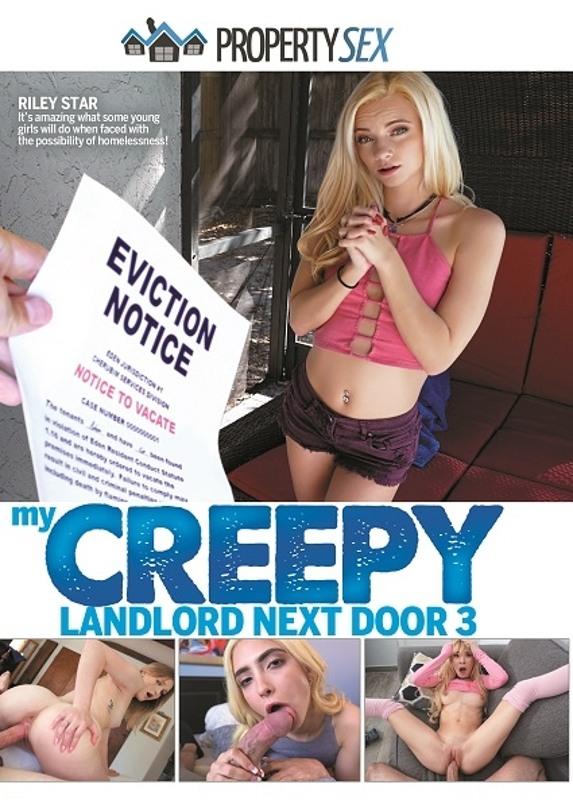 My Creepy Landlord Next Door 3  Image